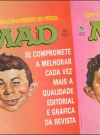 MAD Magazine #28 • Brasil • 2nd Edition - Record