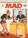 MAD Magazine #33 • Brasil • 2nd Edition - Record