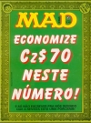 MAD Magazine #49 • Brasil • 2nd Edition - Record