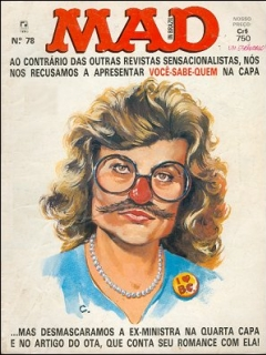 MAD Magazine #78 • Brasil • 2nd Edition - Record