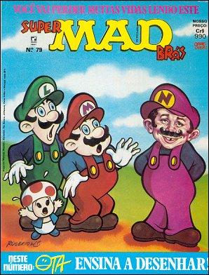 MAD Magazine #79 • Brasil • 2nd Edition - Record