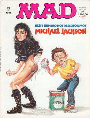 MAD Magazine #81 • Brasil • 2nd Edition - Record