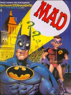 Go to MAD Magazine #115 • Brasil • 2nd Edition - Record
