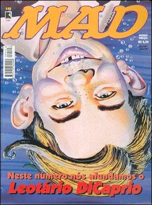 MAD Magazine #140 • Brasil • 2nd Edition - Record