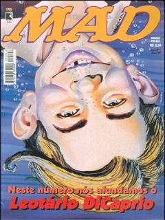 MAD Magazine #140 • Brasil • 2nd Edition - Record