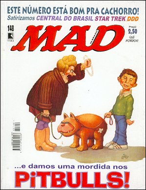 MAD Magazine #148 • Brasil • 2nd Edition - Record
