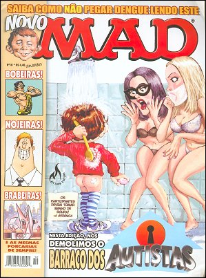 MAD Magazine #10 • Brasil • 3rd Edition - Mythos