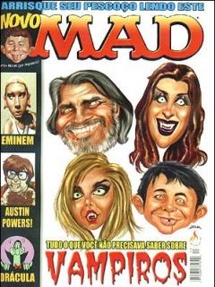 MAD Magazine #13 • Brasil • 3rd Edition - Mythos