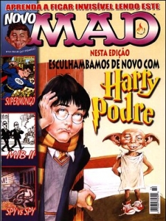 Go to MAD Magazine #14 • Brasil • 3rd Edition - Mythos