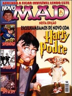 MAD Magazine #14 • Brasil • 3rd Edition - Mythos