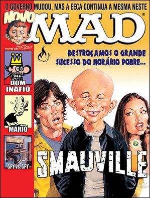 MAD Magazine #15 • Brasil • 3rd Edition - Mythos