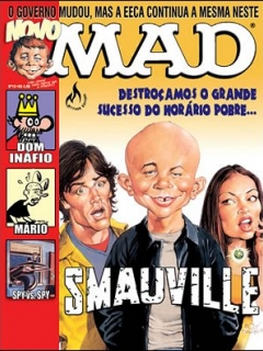 Go to MAD Magazine #15 • Brasil • 3rd Edition - Mythos