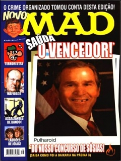 Go to MAD Magazine #16