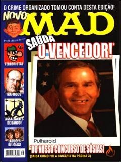 MAD Magazine #16 • Brasil • 3rd Edition - Mythos