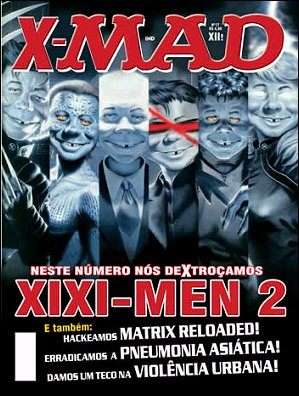 MAD Magazine #17 • Brasil • 3rd Edition - Mythos