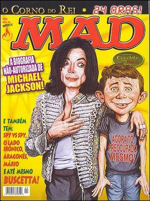 MAD Magazine #22 • Brasil • 3rd Edition - Mythos