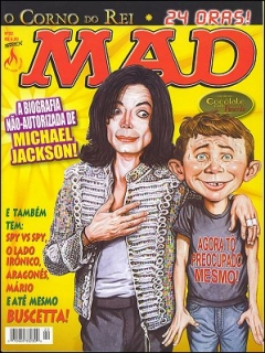 Go to MAD Magazine #22 • Brasil • 3rd Edition - Mythos