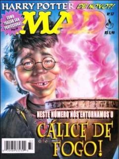 MAD Magazine #37 • Brasil • 3rd Edition - Mythos