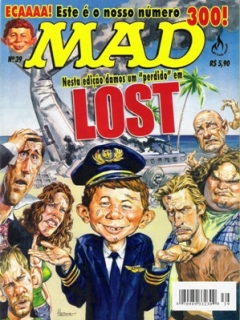 Go to MAD Magazine #39 • Brasil • 3rd Edition - Mythos