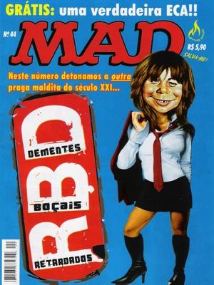 MAD Magazine #44 • Brasil • 3rd Edition - Mythos