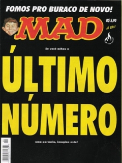 Go to MAD Magazine #46 • Brasil • 3rd Edition - Mythos
