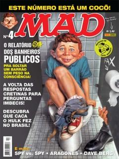 Go to MAD Magazine #4 • Brasil • 4th Edition - Panini