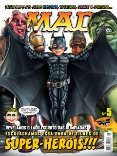 Go to MAD Magazine #5 • Brasil • 4th Edition - Panini