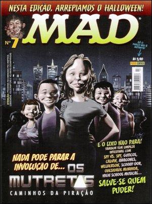 MAD Magazine #7 • Brasil • 4th Edition - Panini