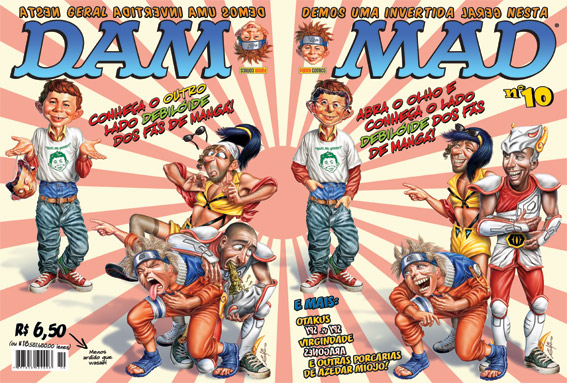 MAD Magazine #10 • Brasil • 4th Edition - Panini