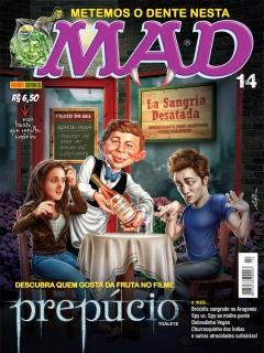 Go to MAD Magazine #14 • Brasil • 4th Edition - Panini