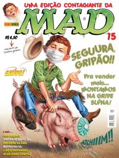 Go to MAD Magazine #15 • Brasil • 4th Edition - Panini