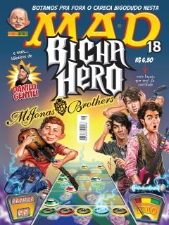 Go to MAD Magazine #18 • Brasil • 4th Edition - Panini
