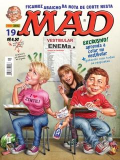 Go to MAD Magazine #19 • Brasil • 4th Edition - Panini