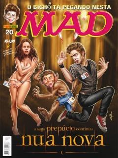 Go to MAD Magazine #20 • Brasil • 4th Edition - Panini