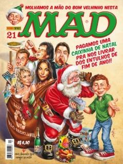 Go to MAD Magazine #21 • Brasil • 4th Edition - Panini