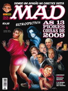 Go to MAD Magazine #22 • Brasil • 4th Edition - Panini