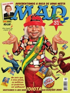 MAD Magazine #31 • Brasil • 4th Edition - Panini