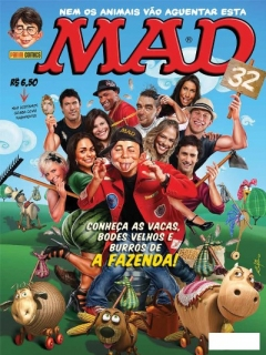 Go to MAD Magazine #32 • Brasil • 4th Edition - Panini