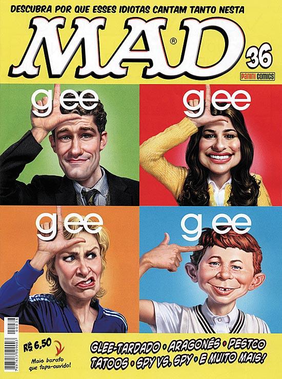 MAD Magazine #36 • Brasil • 4th Edition - Panini