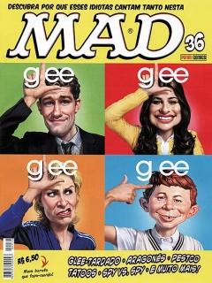 Go to MAD Magazine #36 • Brasil • 4th Edition - Panini