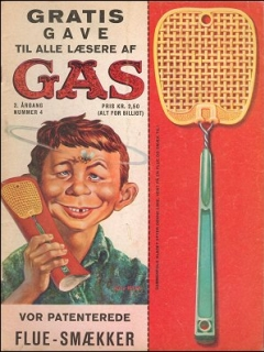 Go to MAD Magazine #4 1962 • Denmark • 1st Edition - Williams