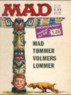 MAD Magazine #15 • Denmark • 1st Edition - Williams