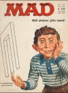 MAD Magazine #16 • Denmark • 1st Edition - Williams