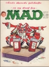 MAD Magazine #6 1964 • Denmark • 1st Edition - Williams