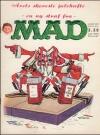MAD Magazine #6 1964 • Denmark • 1st Edition - Williams