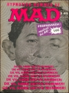 MAD Magazine #22 • Denmark • 1st Edition - Williams