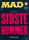 MAD Magazine #25 • Denmark • 1st Edition - Williams