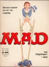 MAD Magazine #2 1966 • Denmark • 1st Edition - Williams