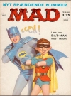 MAD Magazine #4 (Denmark)