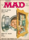 MAD Magazine #40 • Denmark • 1st Edition - Williams